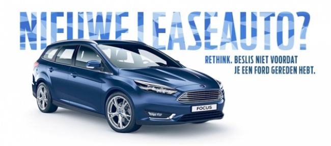 Ford Lease Editions