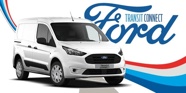Ford Transit Connect actie