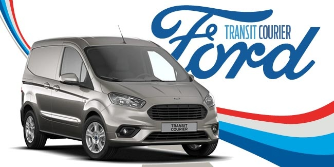 Ford Transit Courier aanbieding