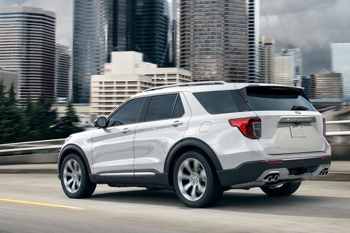 Coming Soon - Ford Explorer Plug-In Hybrid
