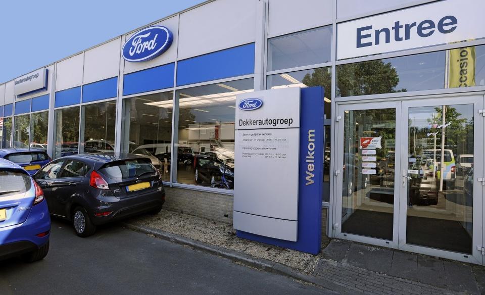Garage Dekker Heerhugowaard : Dekkerautogroep den helder u dekkerautogroep